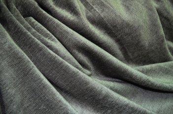 """Портьера """"Софт"""" темно серый"""