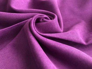 Портьера Даймонд фиолетовая
