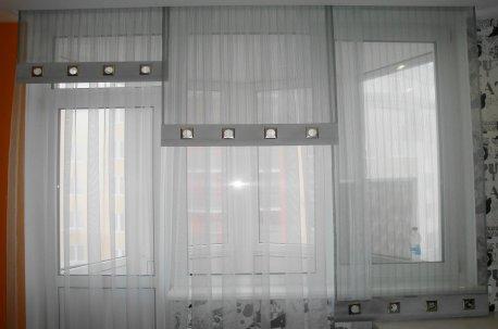 Японские шторы в комнате подростка недорого